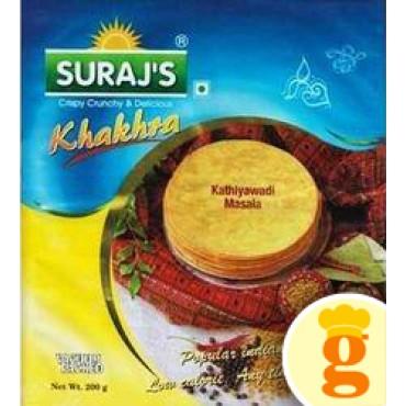 Kathiyawadi Masala Khakhra 400 gm