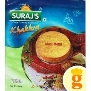 Mast Methi Khakhra 400GM