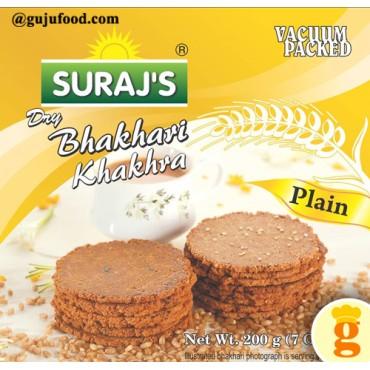 Plain Bhakhari 400GM